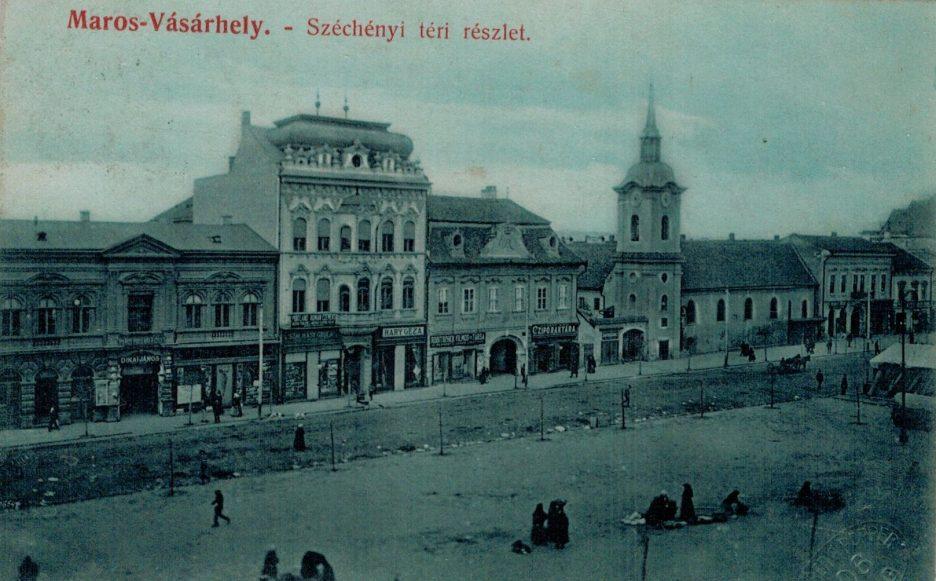 Marosvasarhely Szechenyi Ter